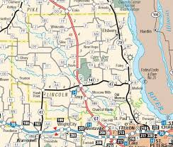 missouri county map with roads 2008 what s new in lincoln county missouri