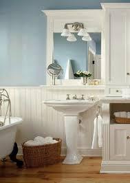 craftsman style bathroom ideas beautiful bead board craftsman style bathroom the fres