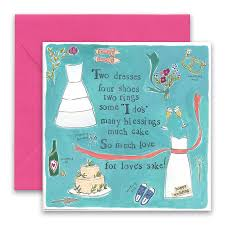 greeting cards two dresses greeting card curly girl design