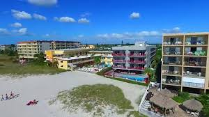 Madeira Beach Florida Map by Surf Song Resort Madeira Beach Drone Video Youtube
