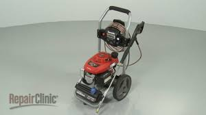 homelite pressure washer disassembly repair help youtube