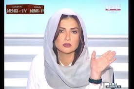saudi female news anchor a female arab tv presenter put a rude man in his place so what