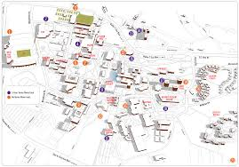 University Of Michigan Parking Map by Clemson Parking Map My Blog
