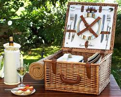 wine picnic baskets top 10 summer picnic ideas for wine iwa wine accessories