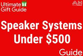 best home theater in a box under 500 holiday gift guide 2015 2016 top 10 best speaker systems under