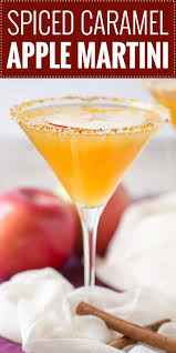 where can i buy candy apple mix spiced caramel apple martini the 5 o clock chef