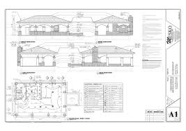 house plans with bar homes zone