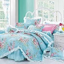 amazon com thefit paisley textile bedding for u1365
