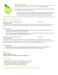 elementary resume template teaching resume sle elementary school resume sle