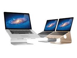 amazon com rain design mstand laptop stand silver patented