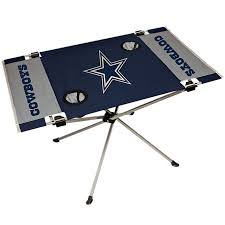 dallas cowboys endzone tailgate table toys other kids