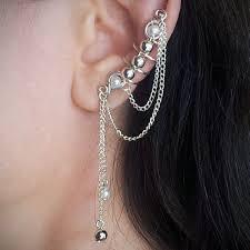 ear wraps the 25 best ear wraps ideas on ear pin wire ear