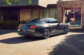 ford mustang gti 2018 ford mustang gt premium drive review automobile magazine