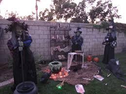 outdoor halloween witch decorations 46 outdoor halloween decorations witches ideas of creepy cool