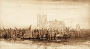 westminster from battersea u0027 david cox tate
