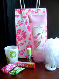 bridal party gift bags bridal shower goodie bags the seasonal home