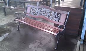 Wrought Iron Bench Seat Custom Made Indoor Outdoor Furniture Perth Mine Sites Heavy Duty