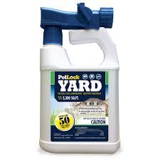 flea u0026 tick spray for dogs house u0026 yard petco