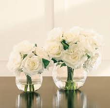 Arranging Roses In Vase Submerged Flower Centerpiece The Chic Site Every Day U0027s A