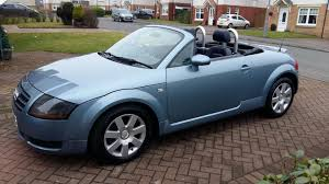 used audi tt 2005 for sale motors co uk