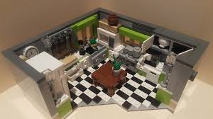 lego kitchen lego ideas model lego kitchen