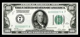 100 hundred dollar bill posters by rich