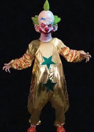 Clown Halloween Costume Killer Klowns Slim Scary Circus Clown Halloween Costume