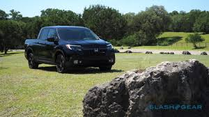 truck honda 2017 honda ridgeline first drive u2013 not your typical truck slashgear