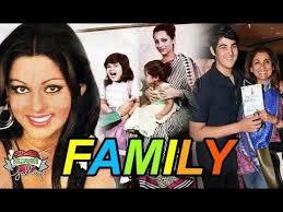 simple kapadia family with karan kapadia and nieces