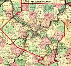 Ohio Pennsylvania Map by Maps U2014 Coraopolis History Archive