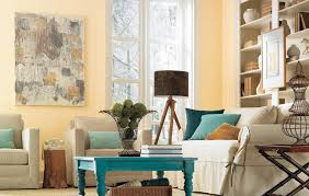 blue livingroom living room colors 2017