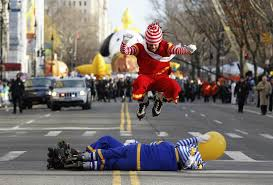 macy s thanksgiving day parade 2014 route map start time and