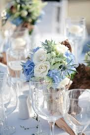 wedding flowers blue and white blue and white wedding flowers elizabeth designs the