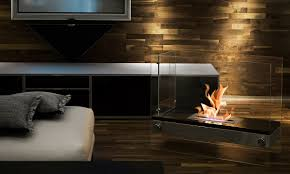 ventless and faultless the vauni bio ethanol fire nw3 interiors