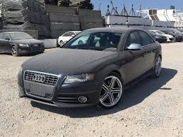 2011 audi s4 mmi manual used 2011 audi s4 for sale north york on