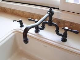 rubbed bronze kitchen faucet awesome rubbed bronze kitchen faucet loccie better homes