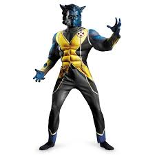origins of halloween costumes wolverine origins classic muscle costume costumes and