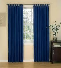 blue tab top curtains denim tab top curtain panels navy blue tab top curtains