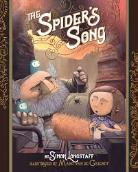 spider u0027s song book by simon longstaff official publisher page