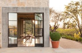 inside a california wine country vineyard estate house tours