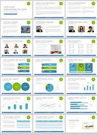 simple powerpoint template with clean and elegant easy to edit slides