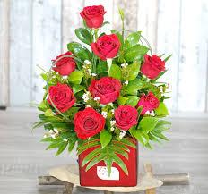 forever roses forever my love arrangement 9 premium red roses vr09 angkor
