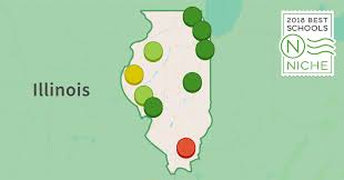 Aurora Il Zip Code Map by 2018 Best Districts In Illinois Niche
