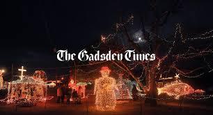 christmas lights in alabama gilley s christmas lights news gadsden