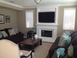 Fireplace Mantels For Tv by Custom Mantel In Murrieta Television Mounted Over The Fireplace