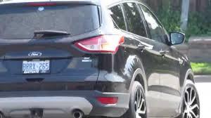 Ford Escape Black - hillyard custom rim u0026tire 2014 ford escape 20 inch machined wheels