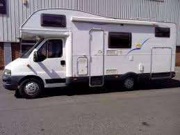 2003 ci riviera 181 g fiat ducato 2 8 jtd garage 6 berth campervan