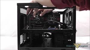 Cooler Master Test Bench Cooler Master Haf Xb Mid Tower Component Installation Benchmarks