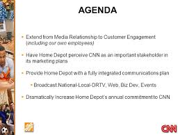 home depot marketing plan the home depot cnn you can do it we can help integrated