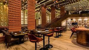 cafe interior design india dining mumbai s farzi cafe serves up scrumptious indian comfort